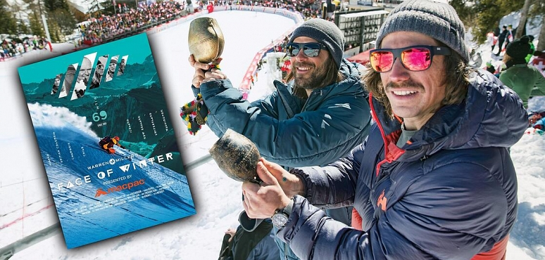 Warren Miller's Face of Winter DVD Now On Sale!