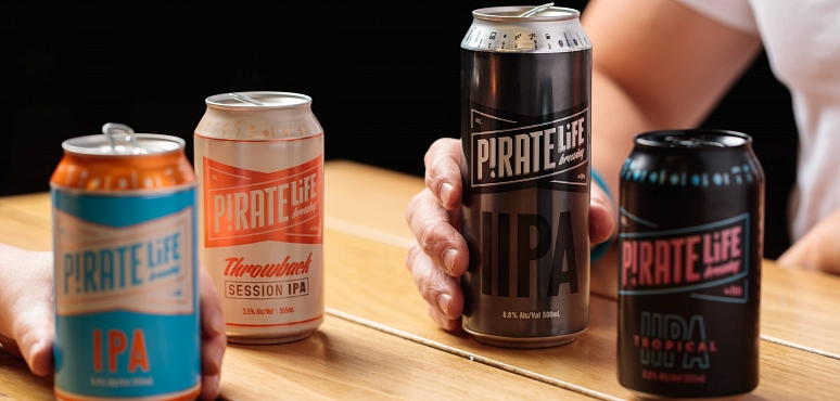 Pirate Life A YEAR OF BEER Major Prize Announced!